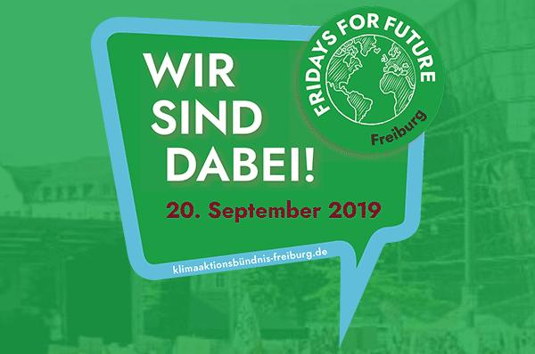20.09.2019 | Weltweiter Klimastreik-Tag, Platz der Alten Synagoge