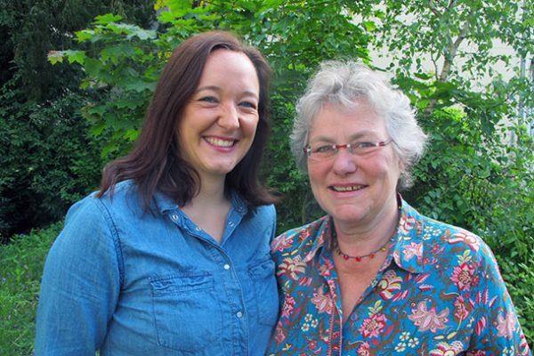 Mehr als 30 aktive Jahre – Claudia Schmidt verabschiedet sich