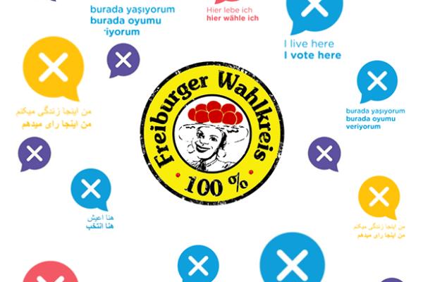 Freiburger Wahlkreis – wir wählen