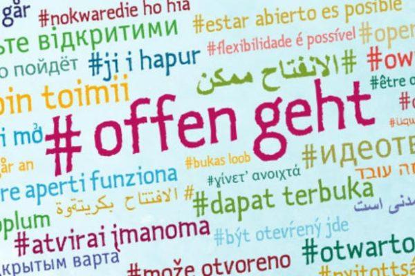Interkulturelle Wochen – Rätsel