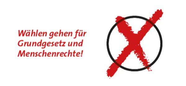 Eine Plakatkampagne von Südwind Freiburg e.V. zu den Gemeinderats- und Europawahlen